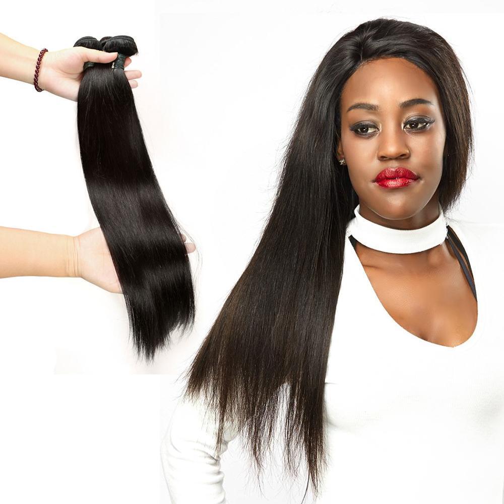 China Virgin Human Hair Remy Brazilian Hair Extension Wholesale