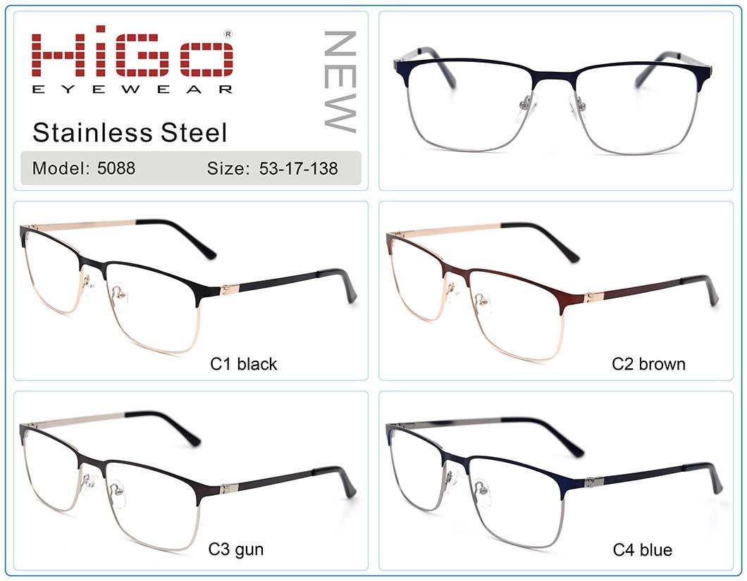 f3ed102164f2 China Wholesale Optical Eyeglasses Frame High Quality Metal No MOQ ...