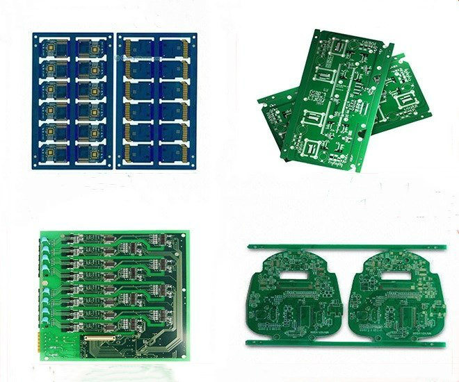[Hot Item] High Frequency Rogers 4350b PCB Board with Custom PCB Circuit  Board Design