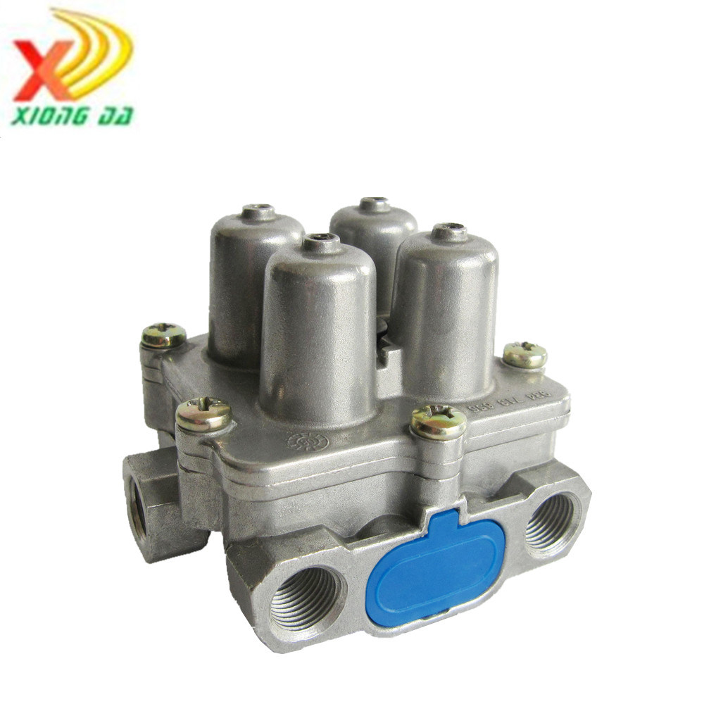 china xiongda automobile parts four-circuit protection valve 9347141100  9347141090 for truck - china european truck auto parts, 81521516094