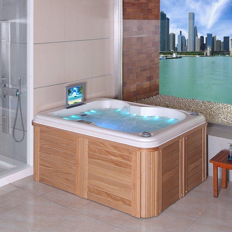 Mage Bubble Jazzi Spa Hot Tub