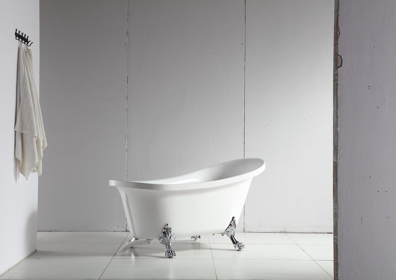 Hot Item Saudi Arabia Market Foshan Acrylic Claw Foot Freestanding Shower Tub 1 7m Q371s 170