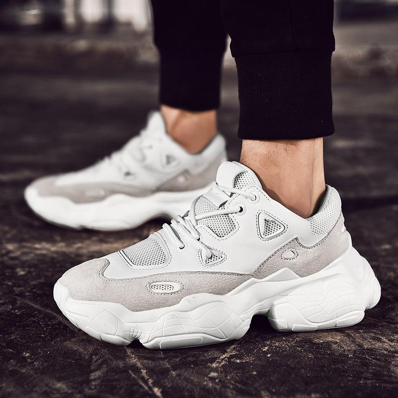 China Custom Casual White Shoes Men