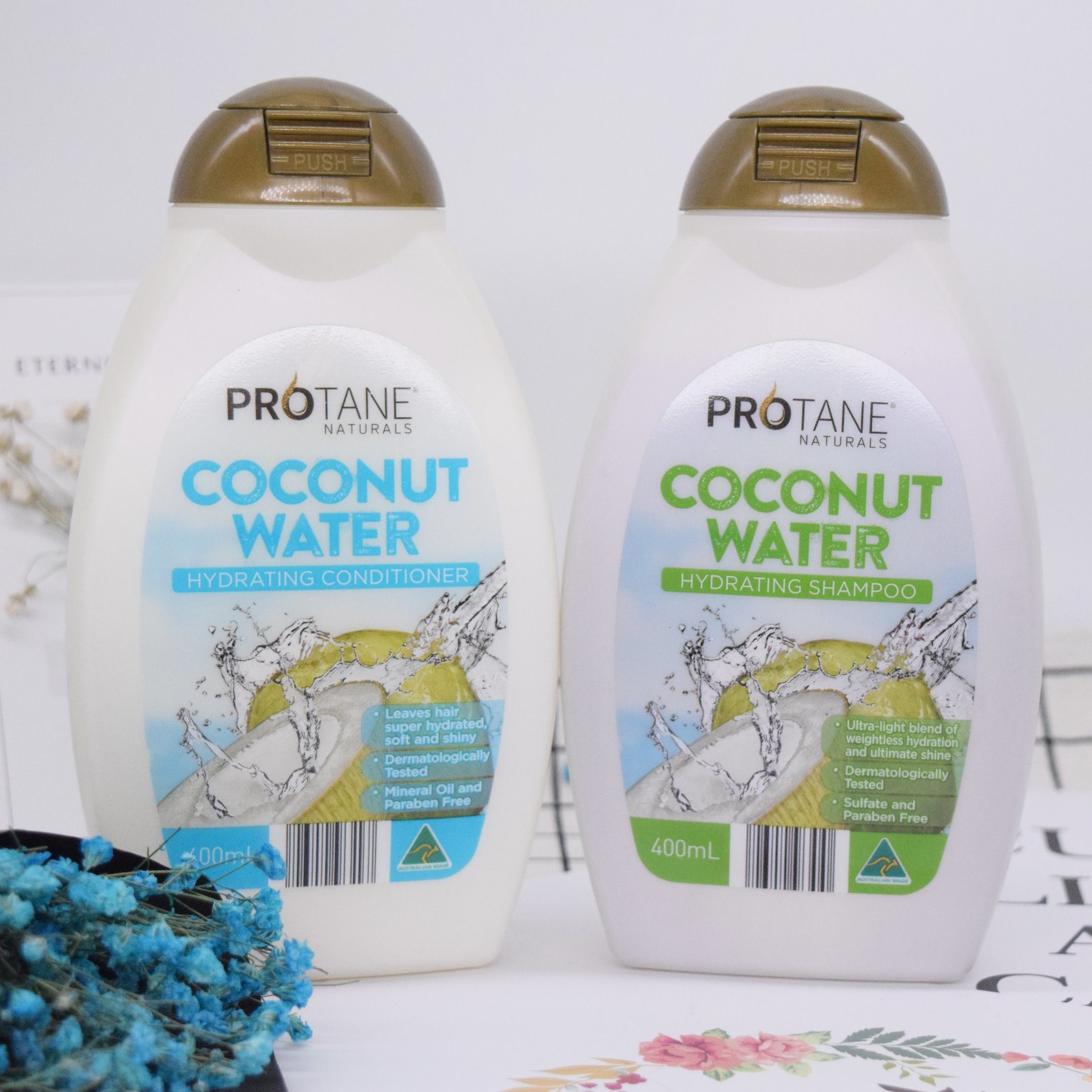 Good Selling Natural Coconut Water Hydrating Hair Conditioner