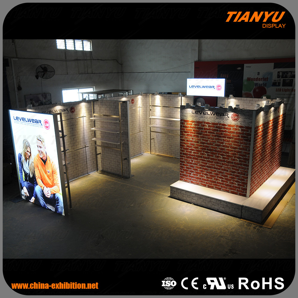 Customized Trade Show Exhibition Stand pictures & photos