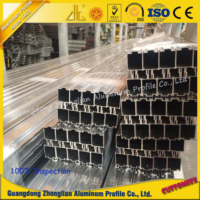 Manufacturer Aluminum Extrusion Profiles for Aluminium Curtain Wall Profile pictures & photos