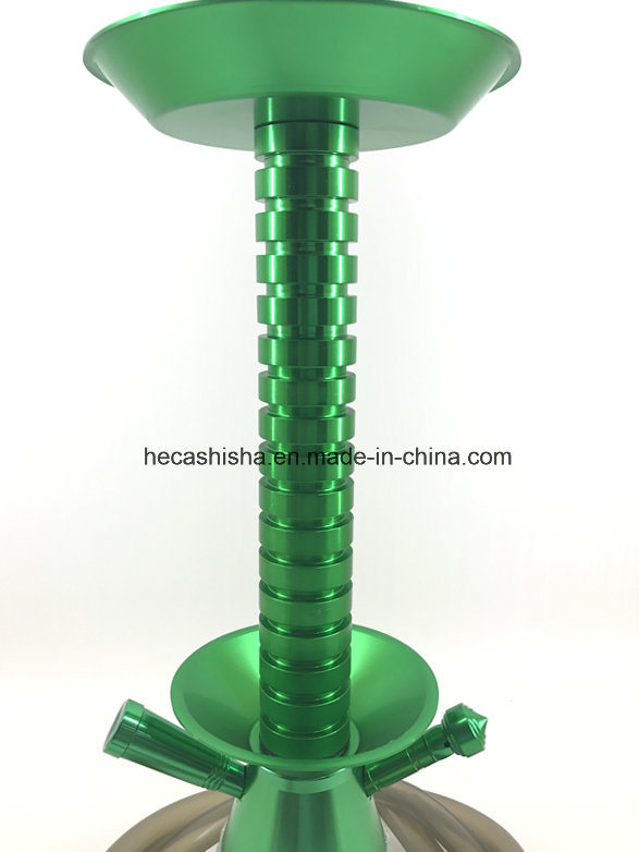 Colorful Best Quality Zinc Alloy Nargile Smoking Accessory Shisha Hookah