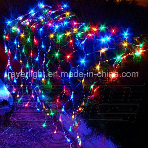 led net mesh light holiday decoration