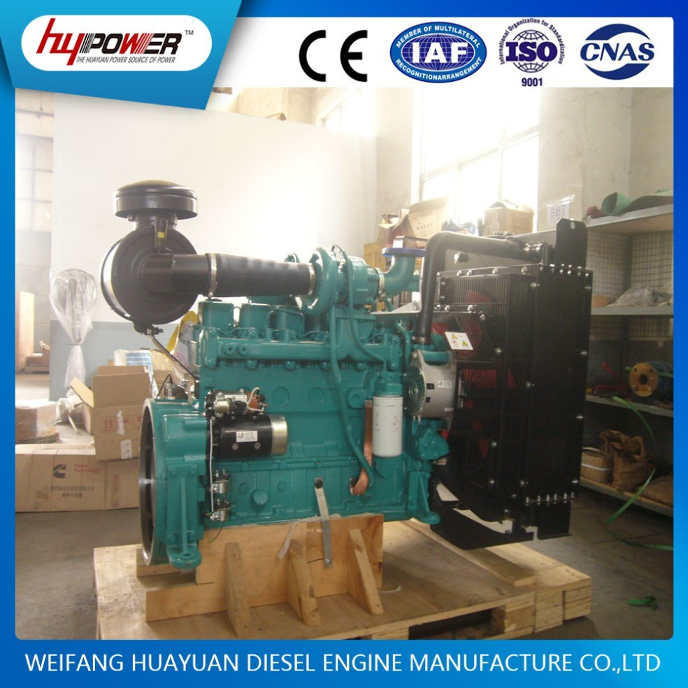 Cummins 75kVA Engine Generator Set Powed by 6bt5.9-G2 for Standby Power pictures & photos