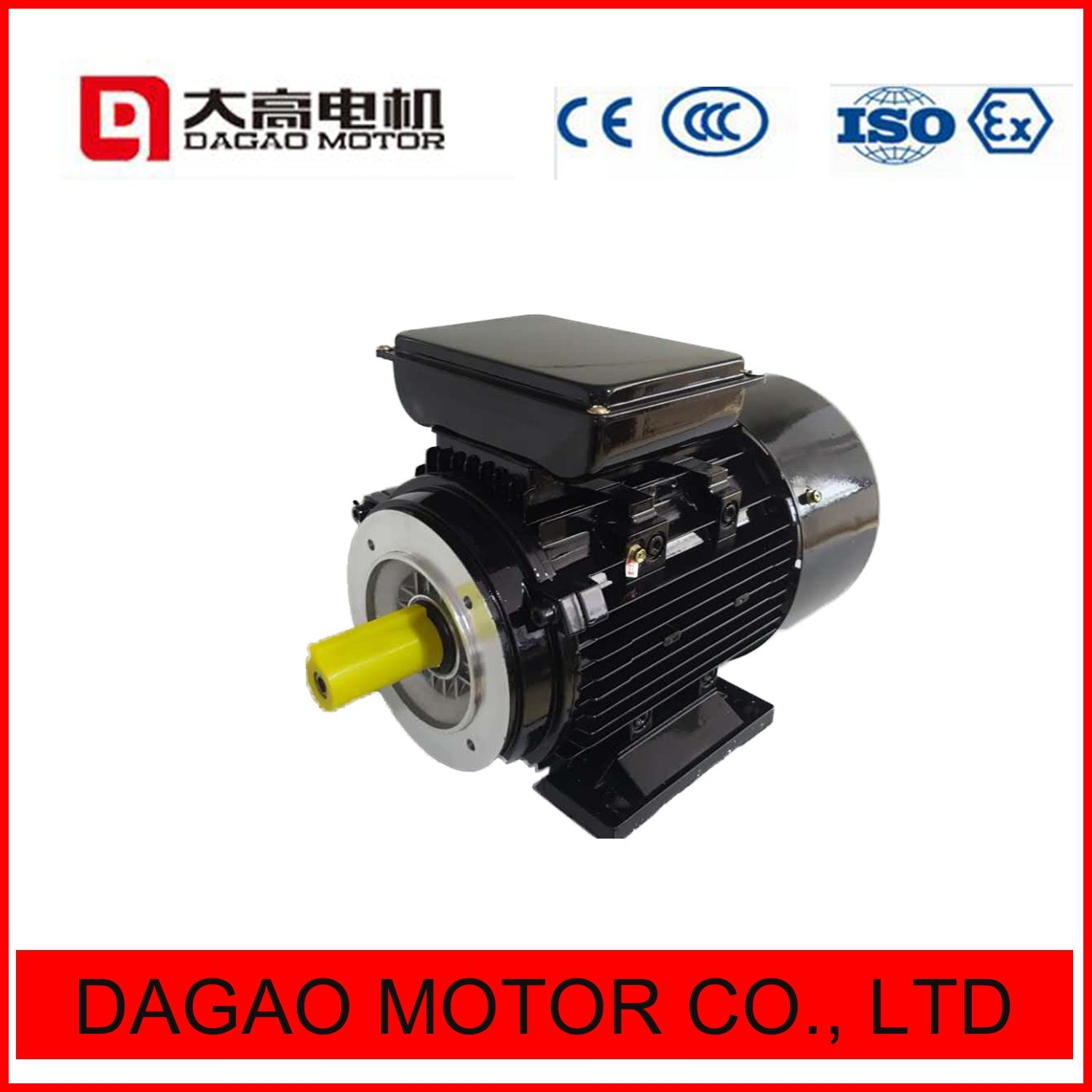Yc Series Capacotor Starting Single Phase Asynchronous Electric Motor 2.2kw 4p pictures & photos