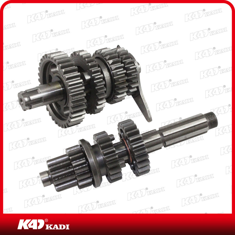 Motorcycle Spare Parts Engine Gear Box for CD110 pictures & photos