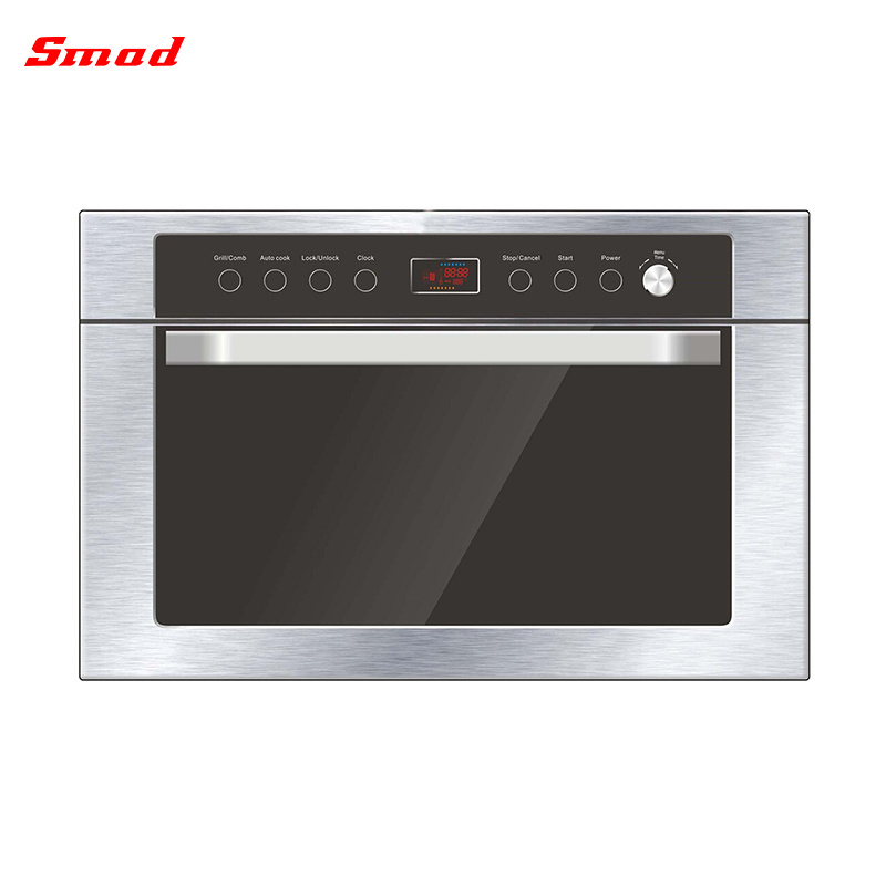 China Convection Microwave Oven Grill Digital 34l