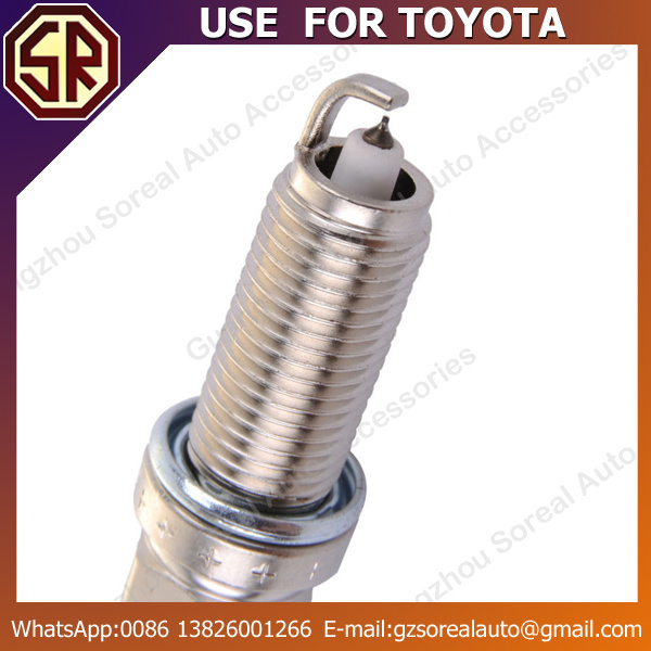 Use for Toyota OEM 90919-01184 K20r-U11 Denso Iridium Spark Plugs