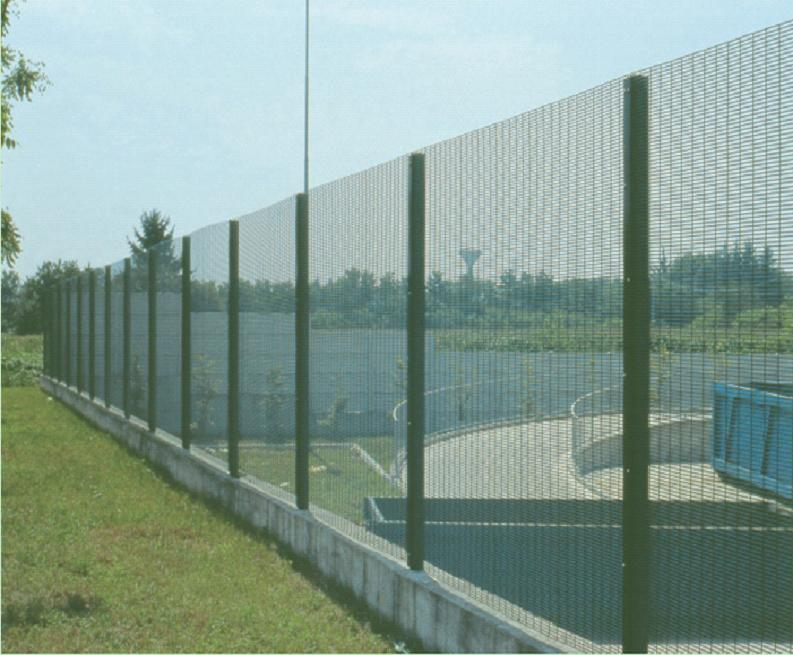 High Security Prison Mesh Fence/358 High Voltage Security Fence
