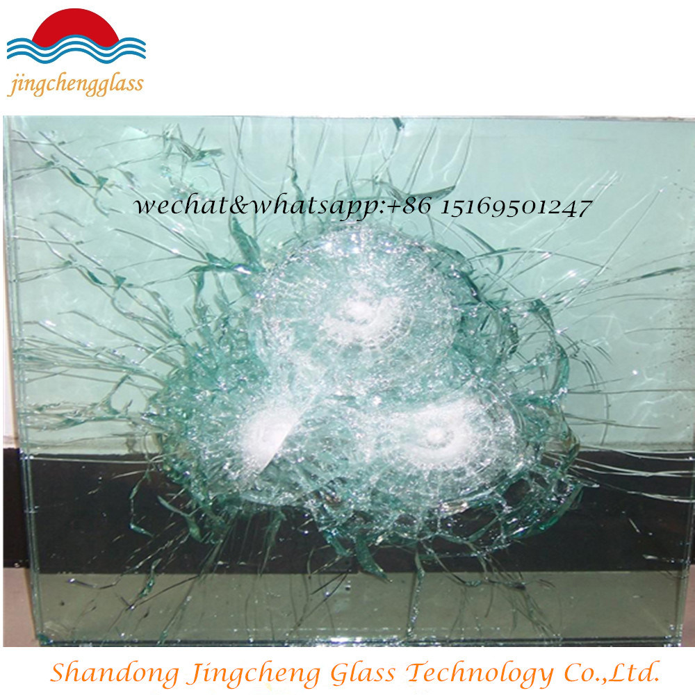 Clear Lamianted Glass Bullet Proof Glass pictures & photos