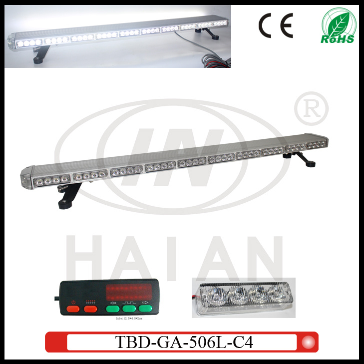 China white led color 48 long security lightbar tbd ga 506l c4 china white led color 48 long security lightbar tbd ga 506l c4 china led lightbar lightbar aloadofball Image collections