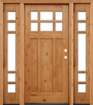 China 2015 House Designs Exterior Wooden Doors Wooden