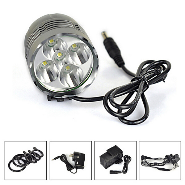 5PCS LED CREE U2 1500lm/800m Rechargeable LED Flashlight pictures & photos