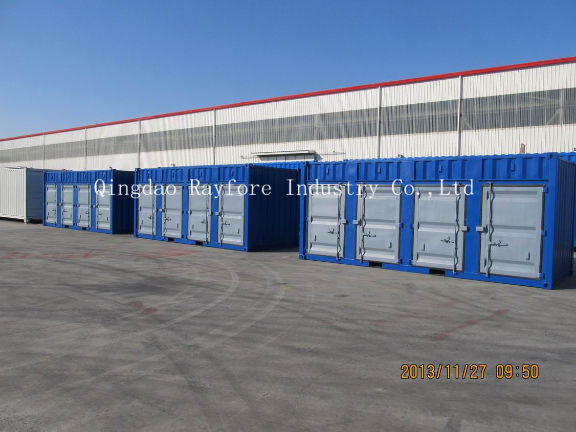 China Self Storage Container with Single Door China Self Storage