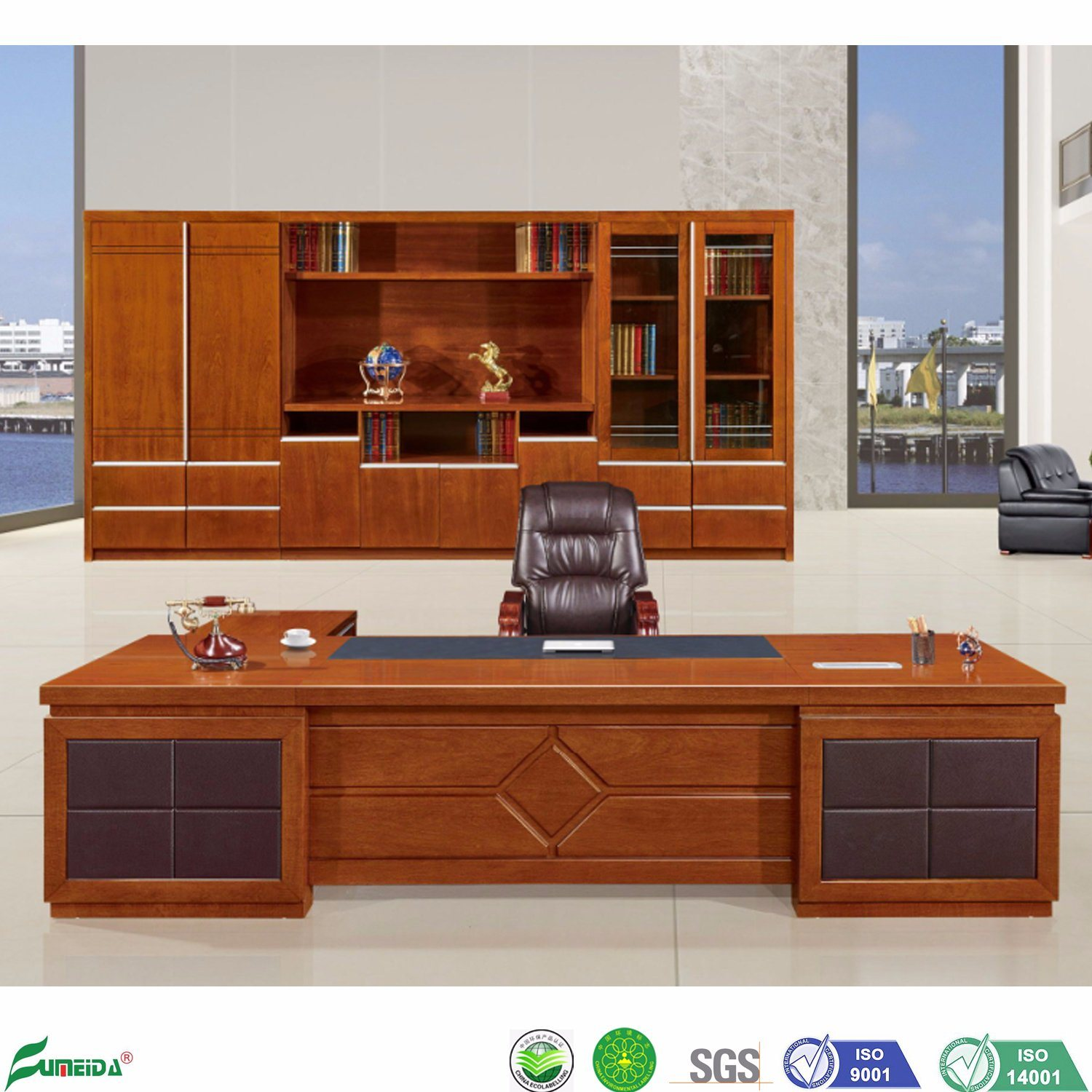 China Government Office Furniture Customized Office Counter Table Design B1609 China Table Design Office Counter Table