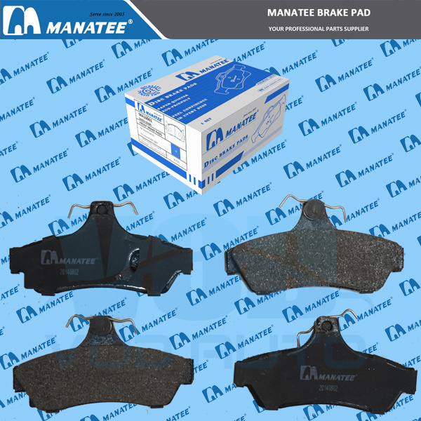 China Brake Pads For Buick Royaum Park Avenue 92175205 D1048