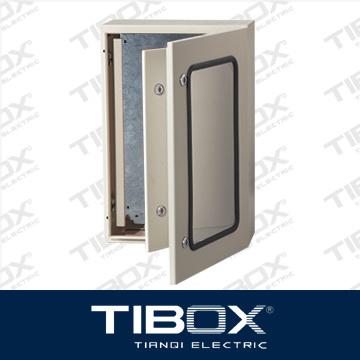 Plexiglass Door + Inner Door Wall Mount Enclosure