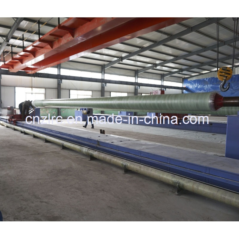 Fiberglass Composite GRP/FRP Pipe Winding Machine Equipment Machinery Zlrc