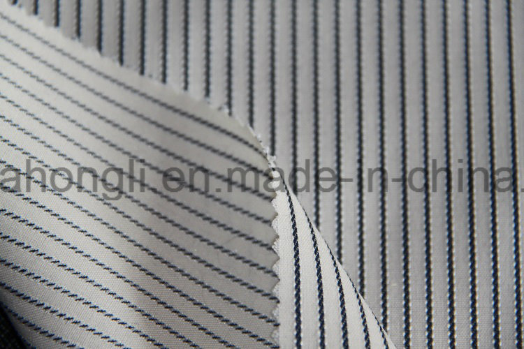 Yarn Dyed T/R/C/Sp Fabric, 45%Polyester 25%Cotton 25%Rayon 5%Spandex, 200GSM pictures & photos