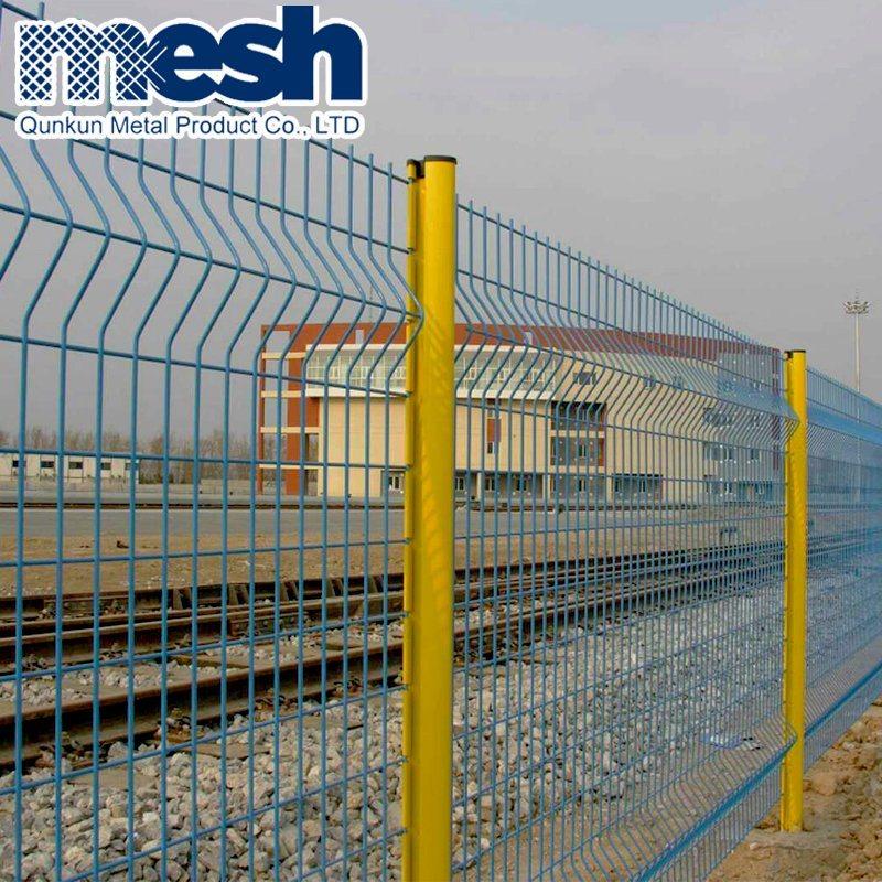 China Heavy Gauge Galvanized Welded Wire Mesh Fence Panel China Tin Fence Panels And Welded Wire Mesh Price