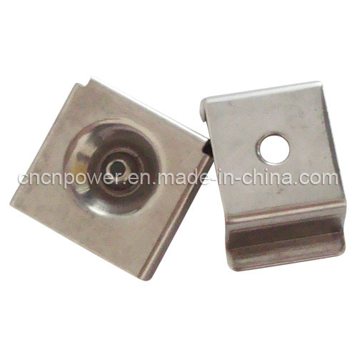 Stamped Metal Parts for furniture