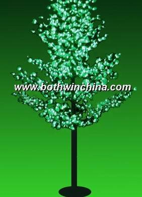 China Led Artificial Pine Tree Lighting