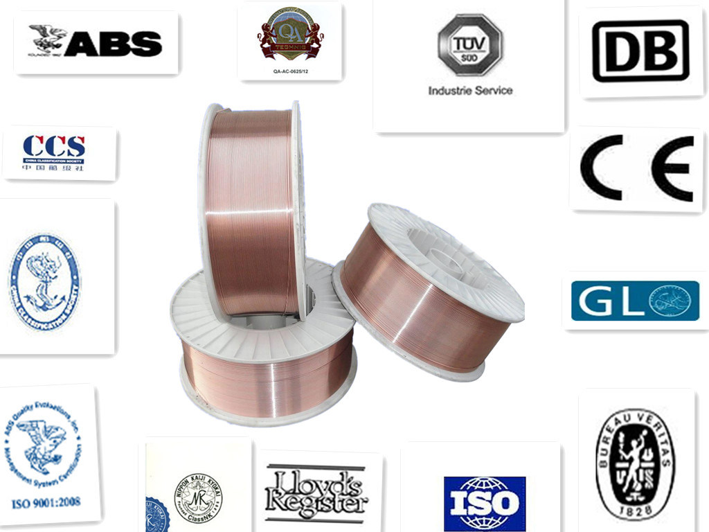 Mig Welding Wire - Shandong Solid Solder Co., Ltd. - page 1.