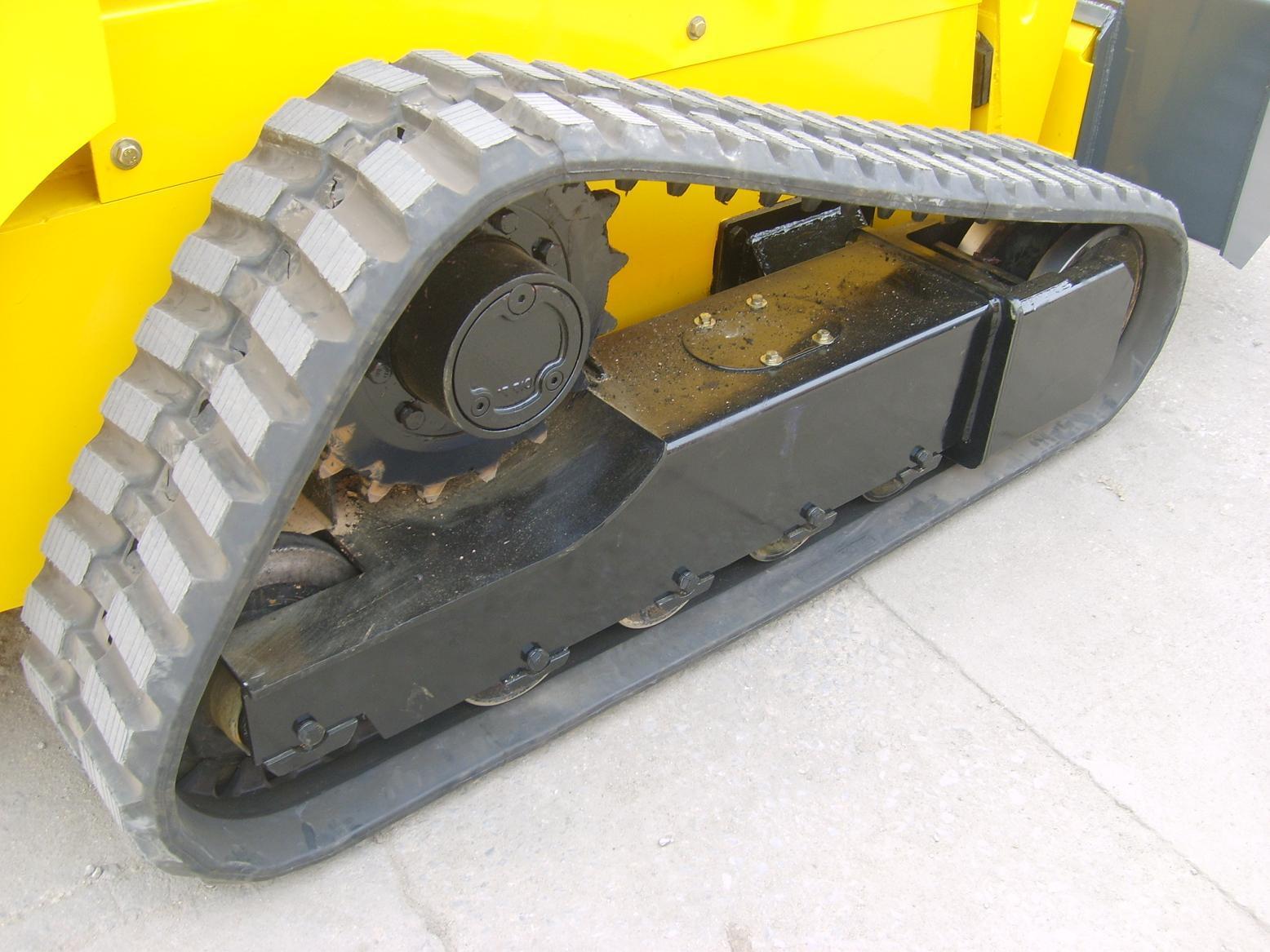 china 700 1200kg operation weight track skid steer loader china