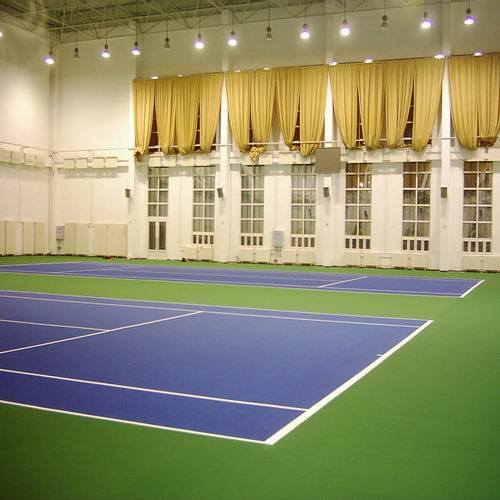 China Cheapest 2017 Hot Sale PVC Rolling Tennis Floor pictures & photos