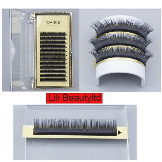China Mink Lite Lash With Blink Lash Stylist Care Korean Eyelash