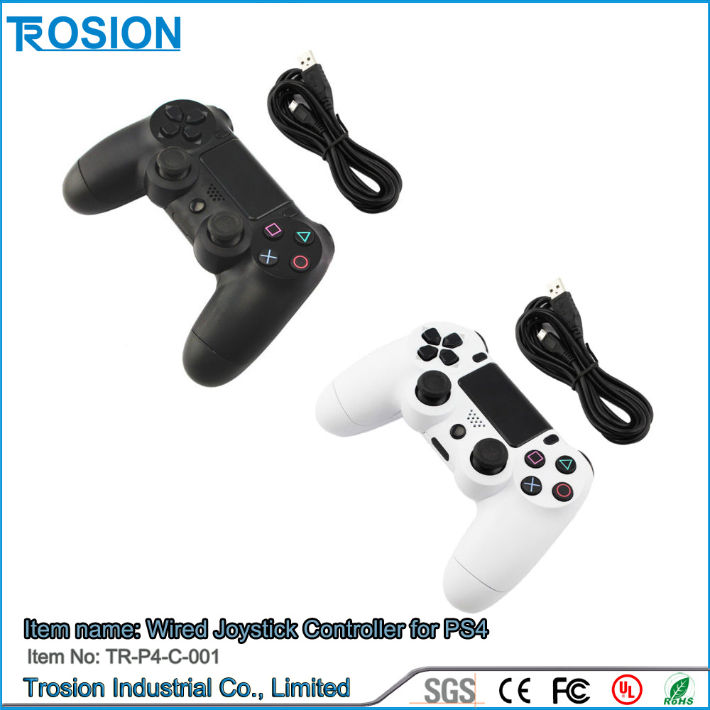 China PS4 Wired Controller Gamepad Joypad Joystick for Playstation 4 ...