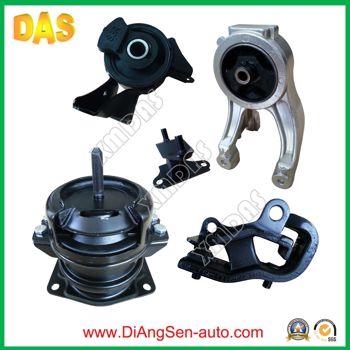 China Discount Auto Rubber Parts Engine Motor Mount For Honda 2001 Crv Factory Oem And Odyssey Mounting