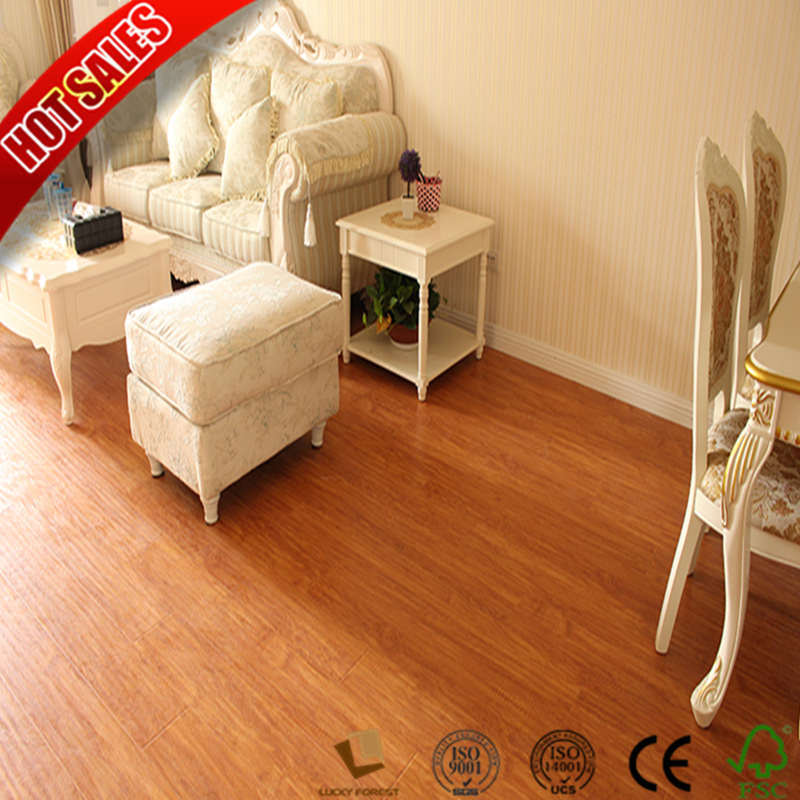 China High Quality Canadian Oak Laminate Flooring Hdf 8mm 8 3mm Hardwood Building Material