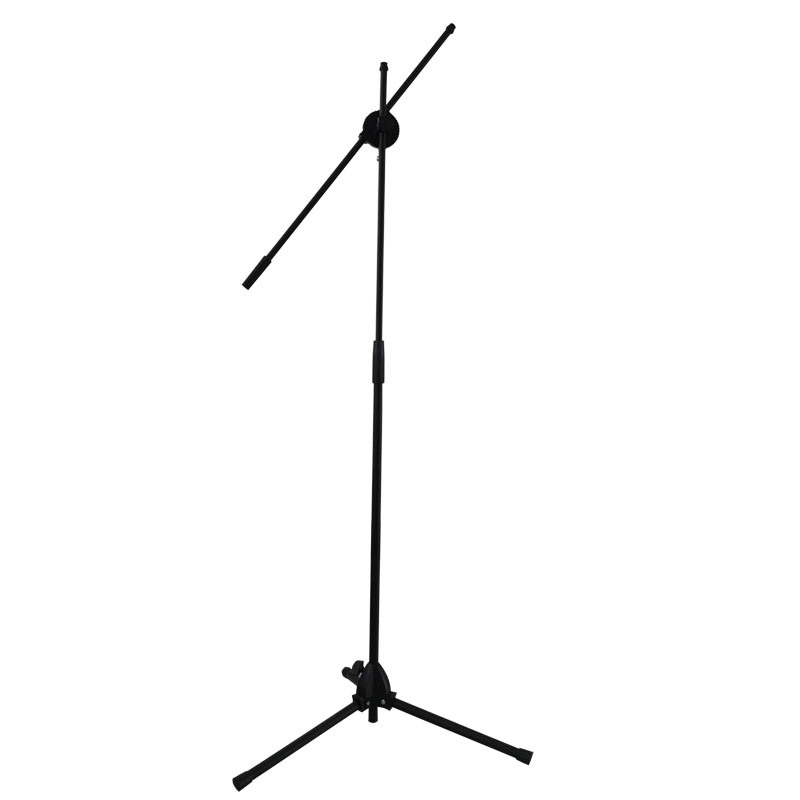 Height Ajustable Aluminium Microphone Stand (CB1BA4)