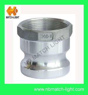 Stainless Steel Quick Connecting Couplings