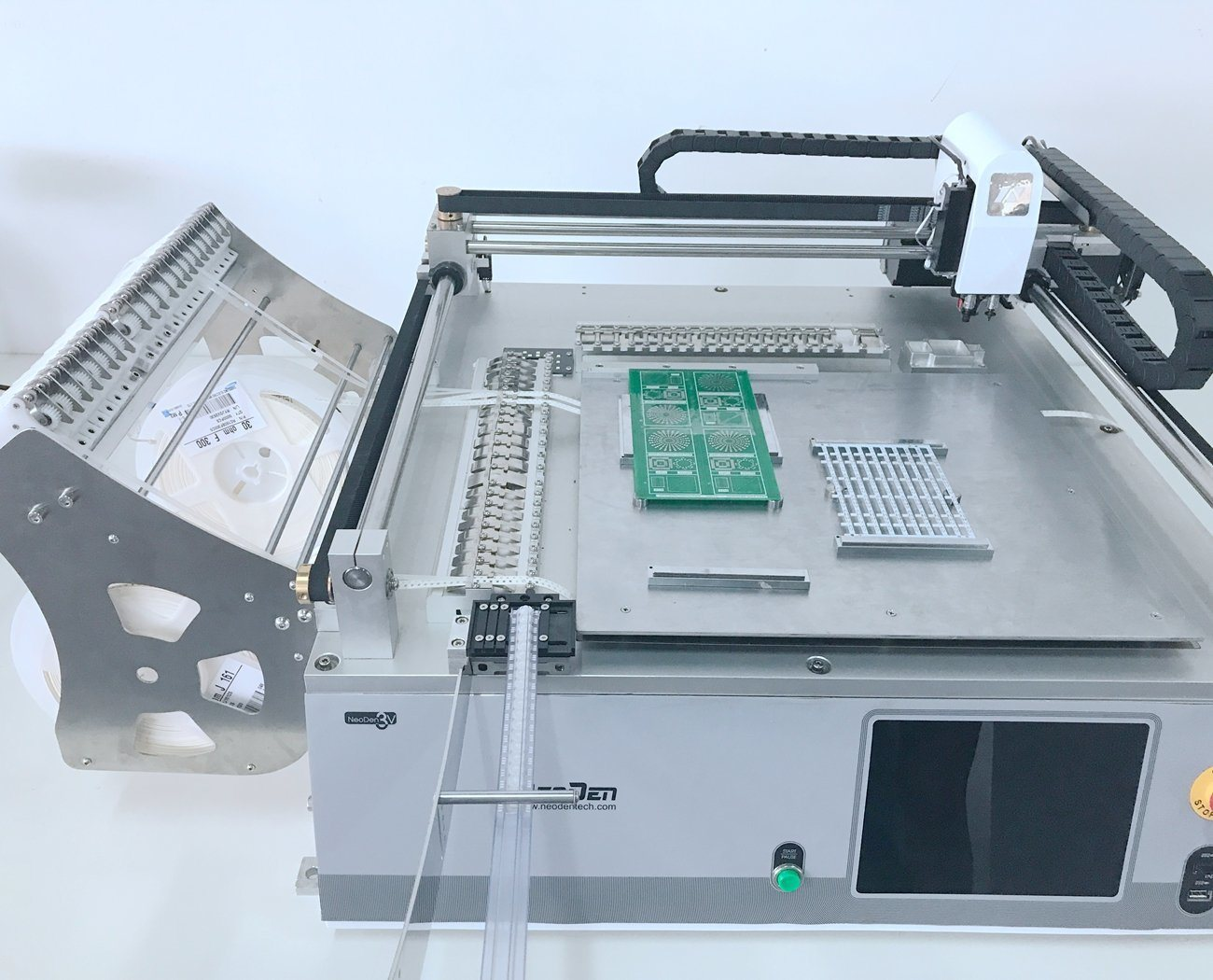 Wholesale Smd Assembly Buy Reliable From Smt Pcb Odm Oem Printed Circuit Board Service Nepcon Exhibition Popular Neoden3v Machine For 0402 5050 3528