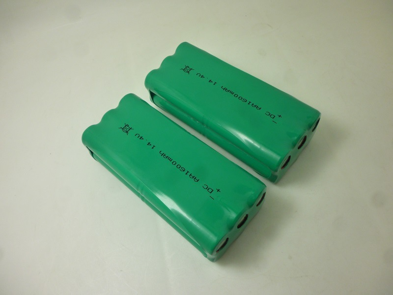 Perfect Performance Rechargeable Battery Pack 14.4V 1600mAh AA1600 NiMH Battery