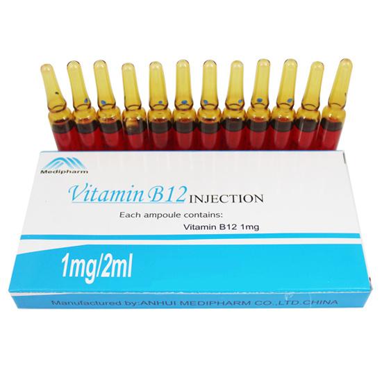 [Hot Item] Vitamins Drugs, Vitamin B12 Injection, I  M  / I  V