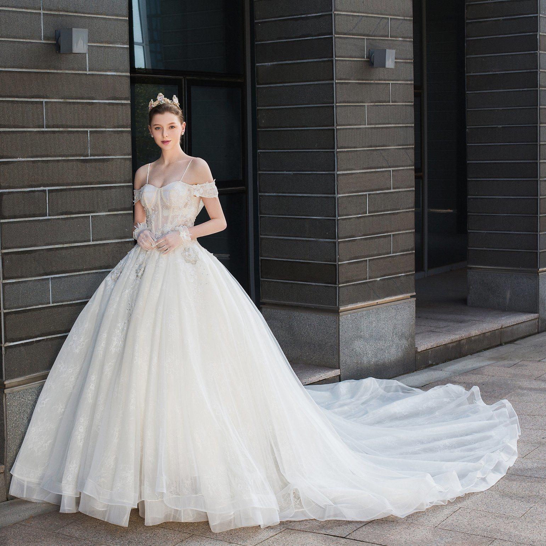 Newest Wedding Dress.Hot Item Newest Bridal Gown Wedding Dress 1990