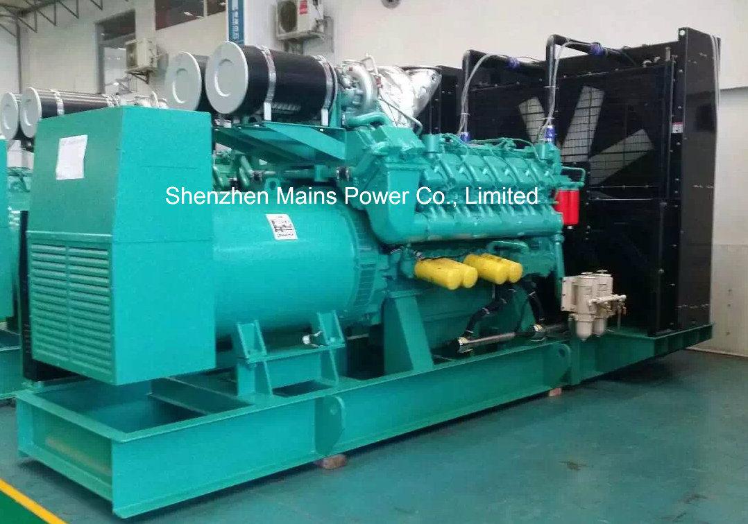 China Qst30-G4 800kw1000kVA Rate Power 50Hz, 400V Cummins Diesel Generator  Set - China Cummins Generator, Diesel Generator
