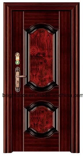 Hot Item Latest Design Steel Safety Doors Single Door Design