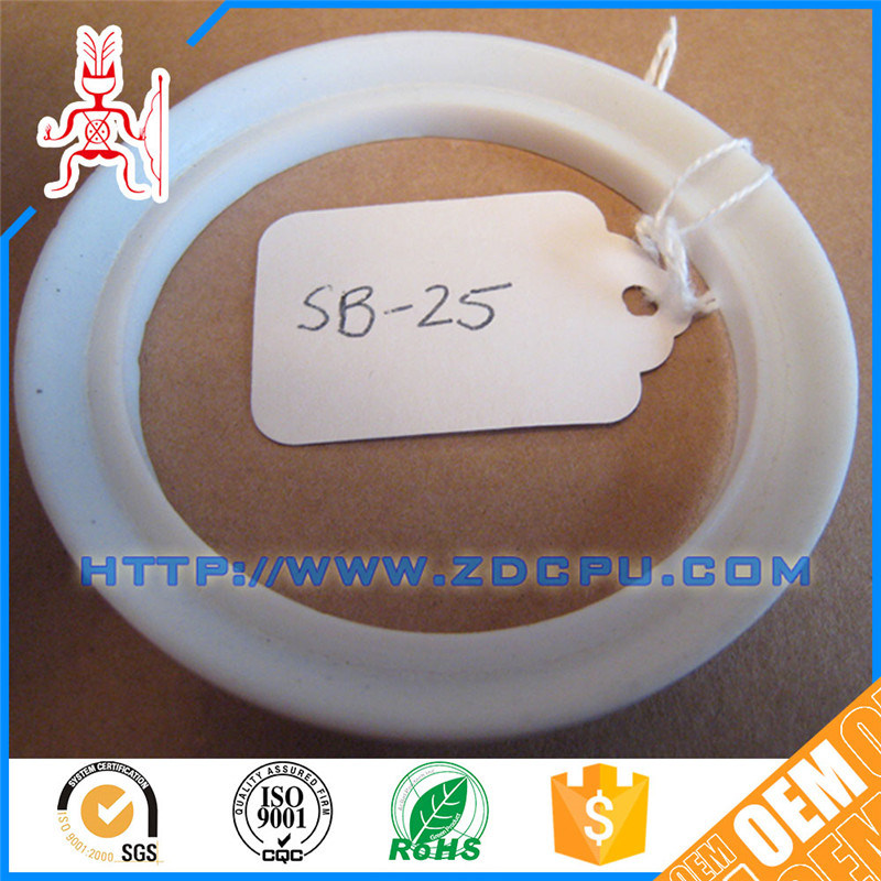 China OEM High Quality Plastic O Ring Seal Ring / Insulation Shock ...