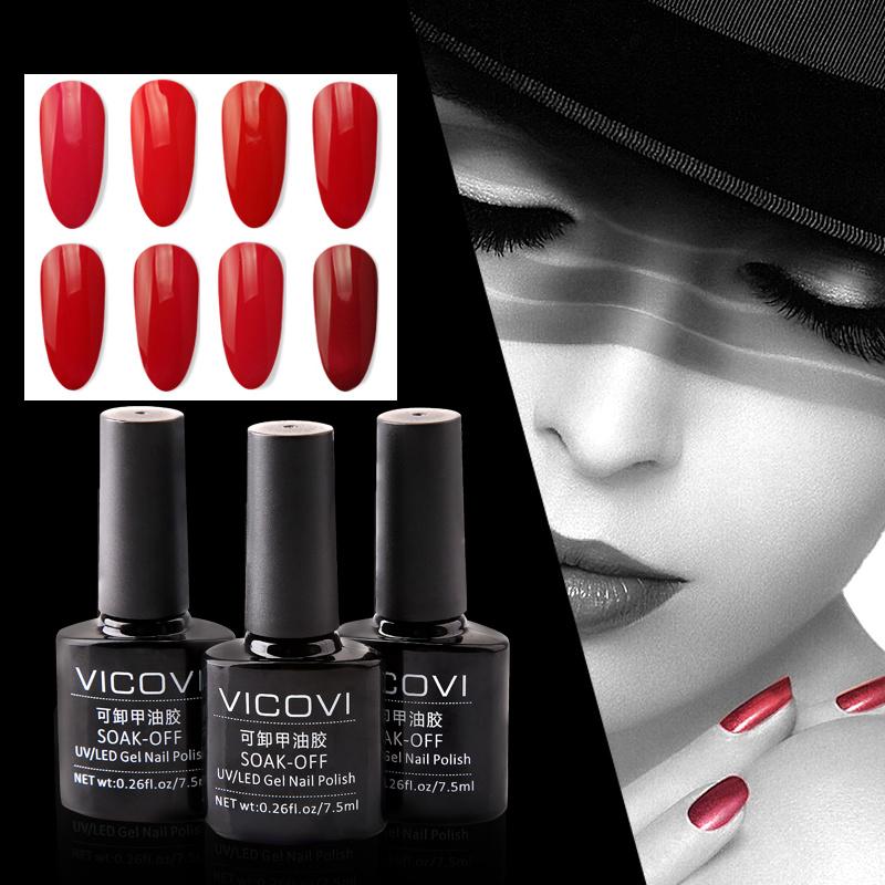 China Hot Selling Ktg Vicovi Beautiful Colors Soak off Waterproof ...