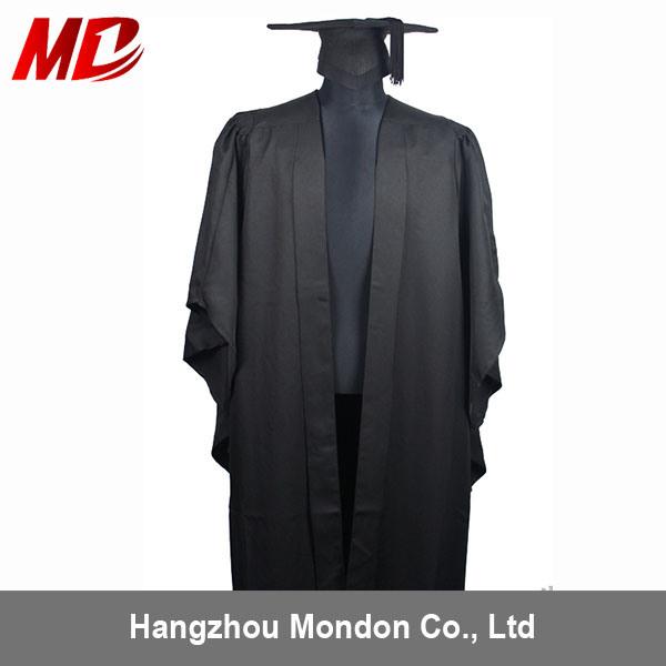 China UK Economic Master Graduation Gown/Robes - China Master ...