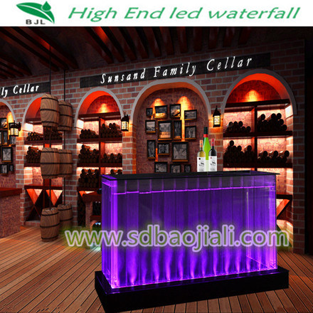 China Foshan Manufacturer Led Mini Bar, Outdoor Mini Bar Furniture